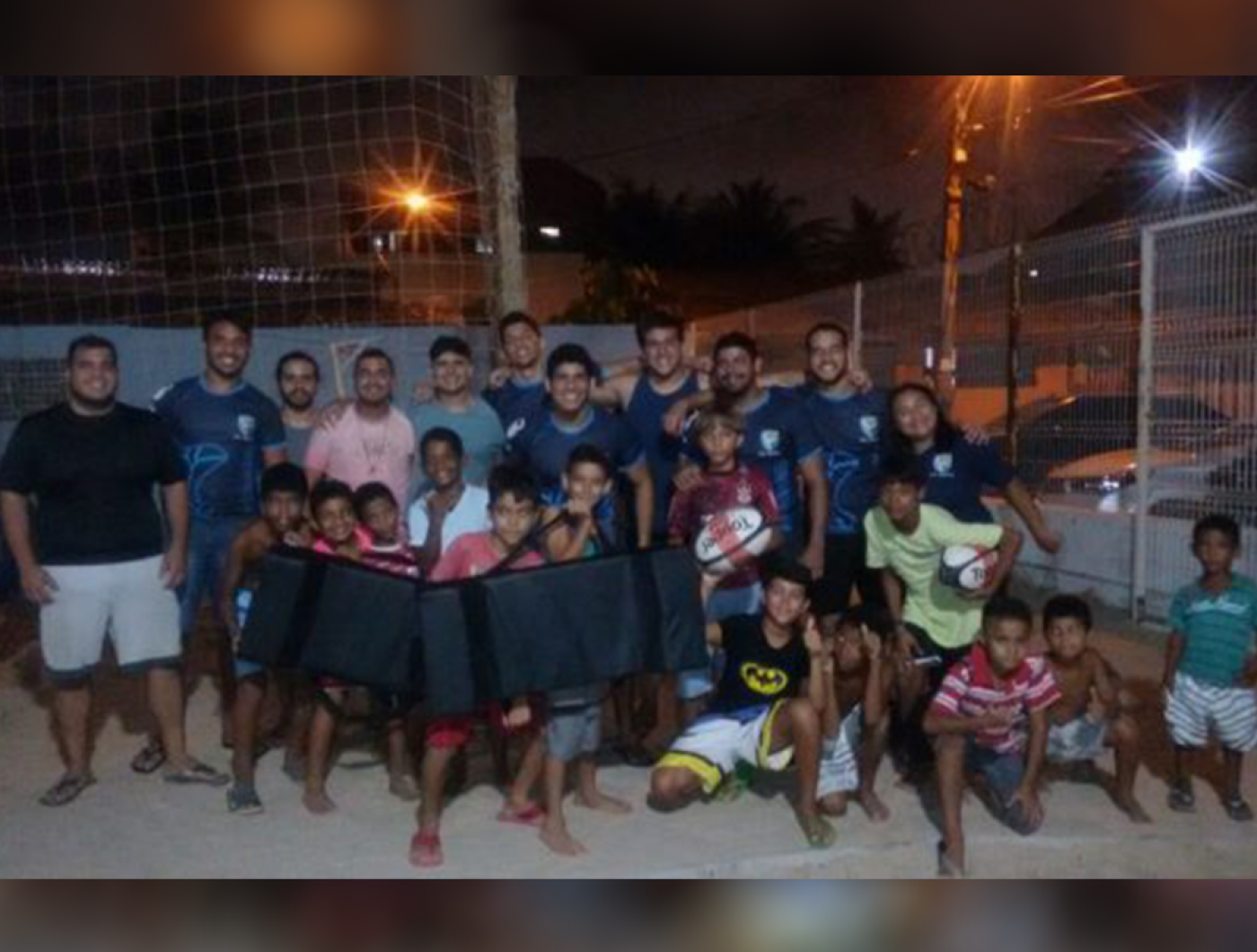 Rugby Solidário – Fortaleza